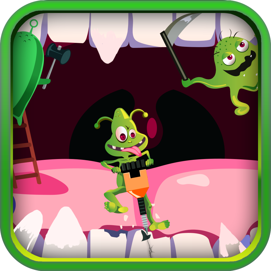 Monster Dentist - Kids Dental Hospital